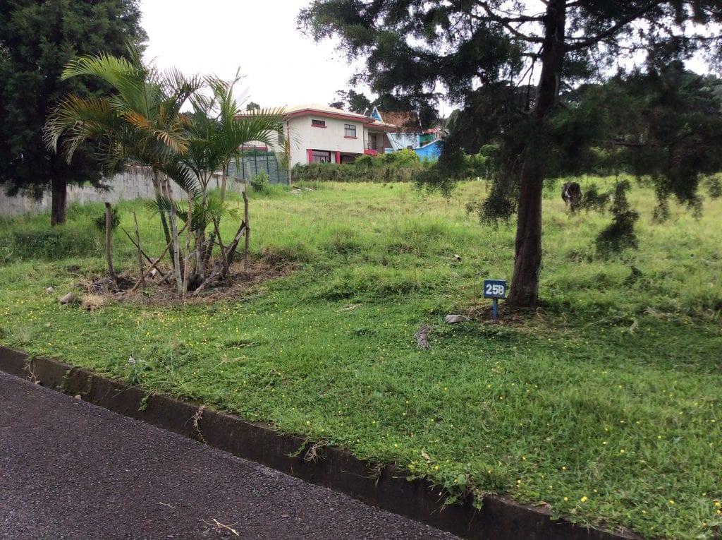 Lote 942 m2 listo para construir Angeles San Rafael Heredia, Costa Rica